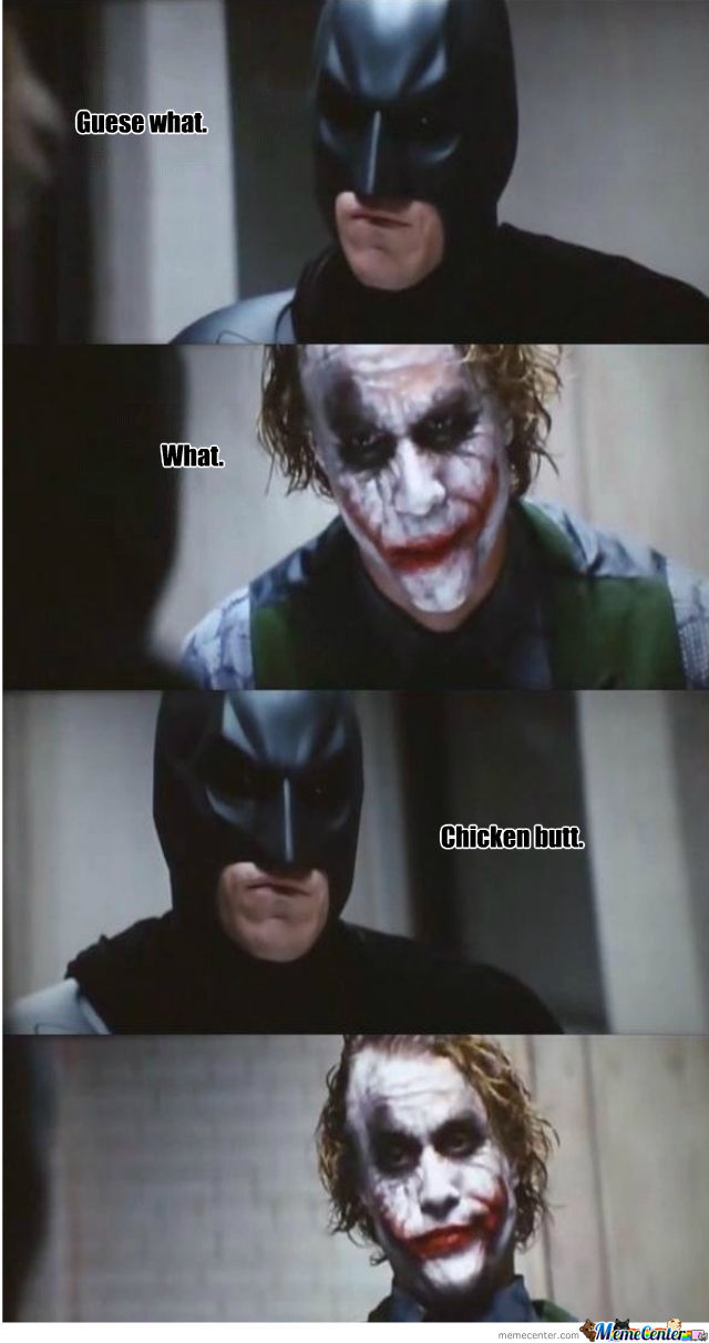 Batman Strikes Back