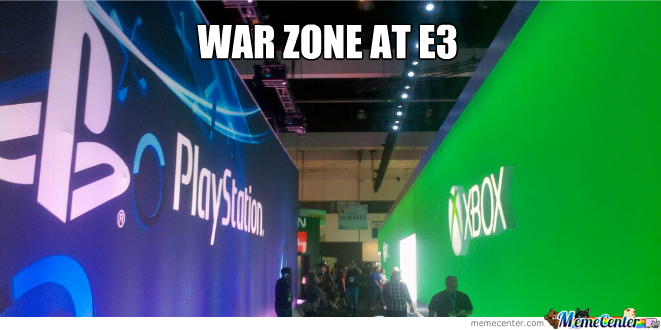 Battle Of E3 2013.