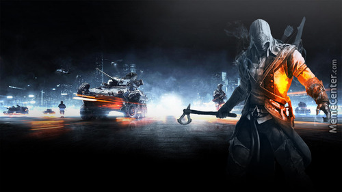 Battlefield 3 Assassins Creed