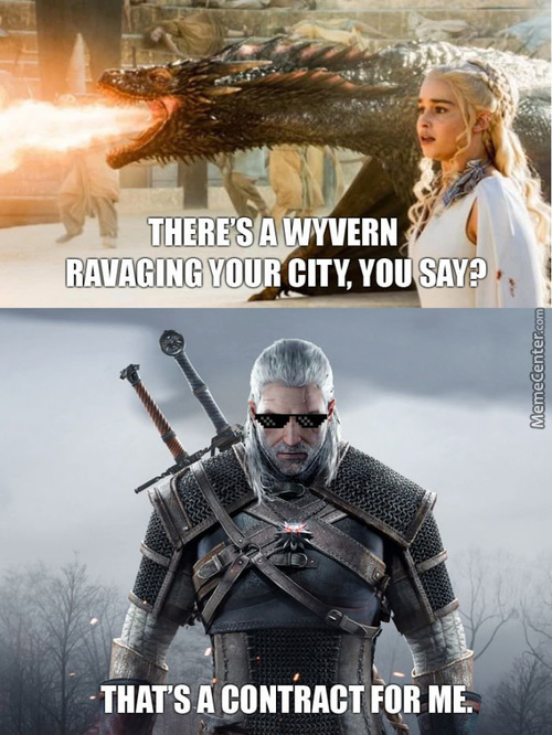 Be Afraid, Khaleesi!