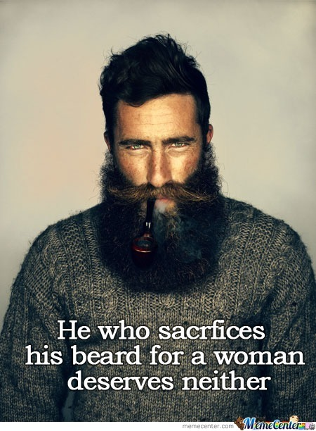 Be Proud Of Your Beard!