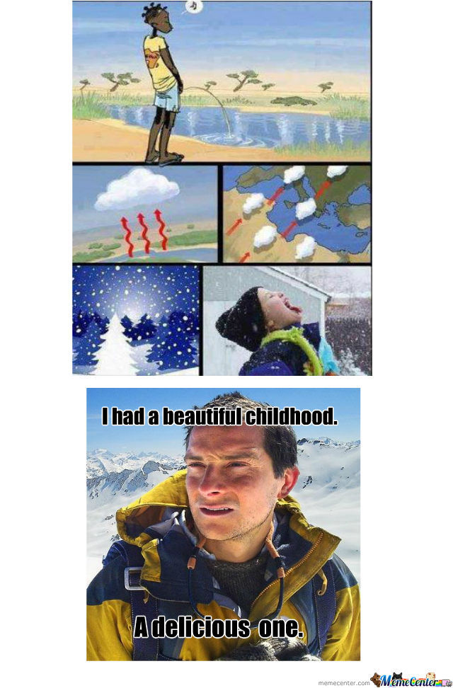 Bear Grylls' Childhood