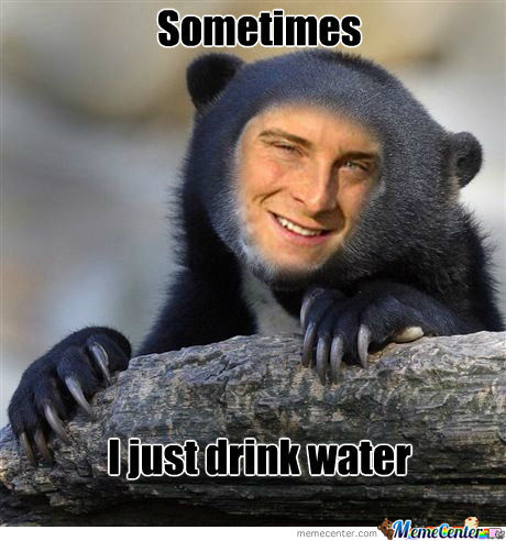 Bear Grylls Confession!