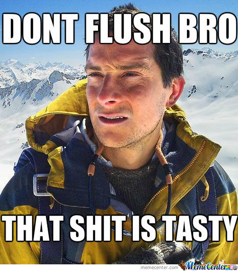Bear Grylls Survival Tactics