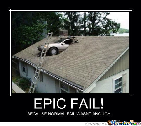 Becuse Normal Fail Wasnt Anough