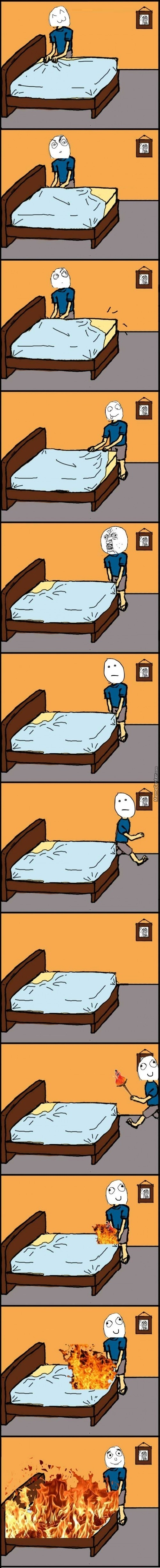 Bed Rage