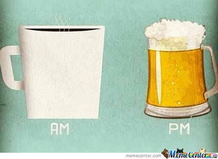 Beer Or Coffee?