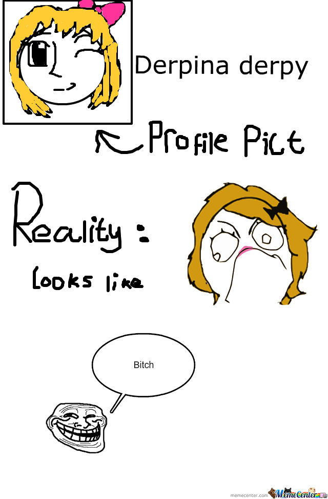 Behind The Girl's Profile Picture