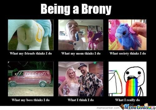 Being A Brony