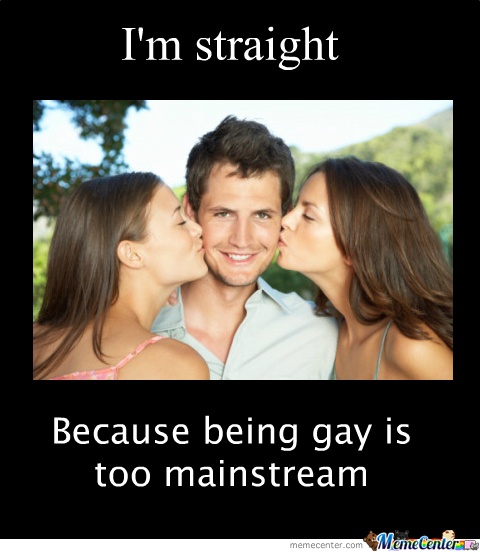 Being Gay Is Mainstream