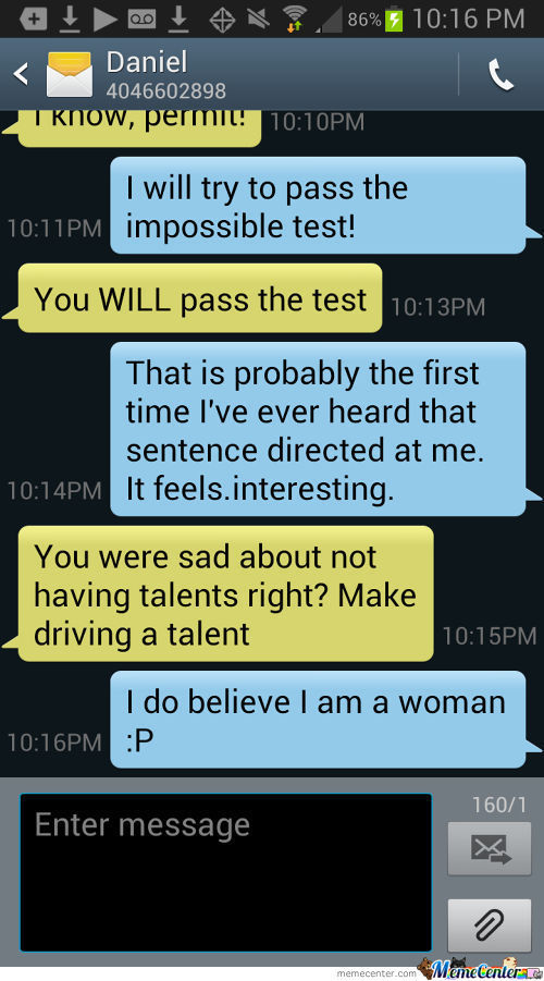 Being Realistic About Passing The Driver's Test