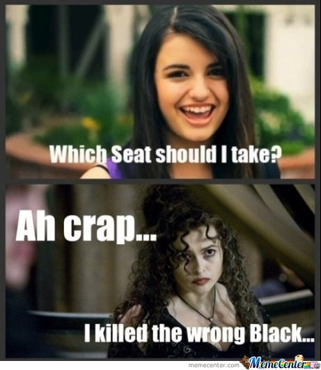 Bellatrix Lestragne's Only Regret