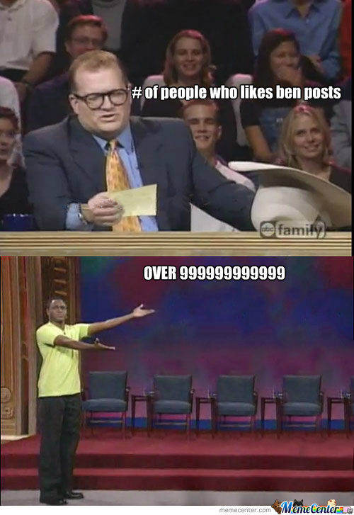 Ben Is Awesome