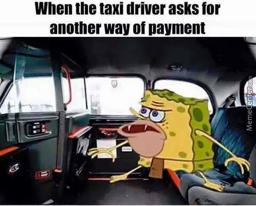 Bend Over Mr. Driver!