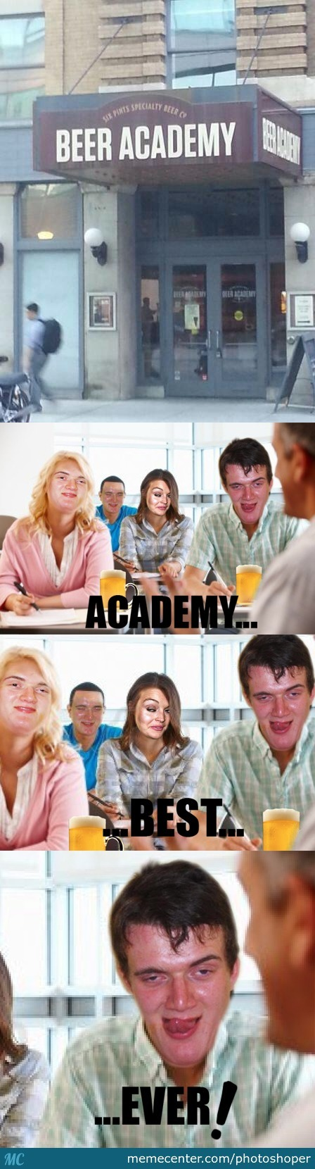 Best Academy Ever!