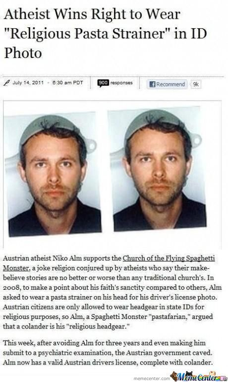 Best Atheist Ever!