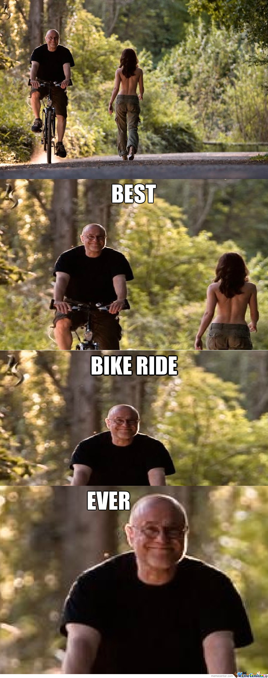 Best Bike Ride Ever