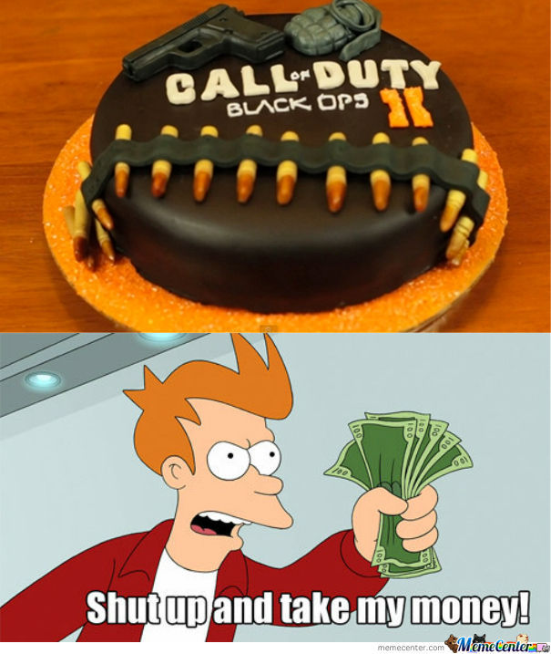 Best Birthday Cake....ever.