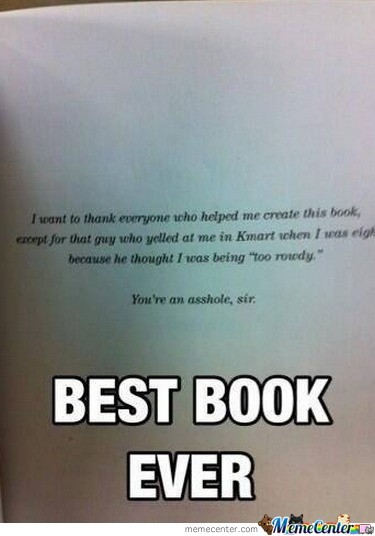Best Book Ever.