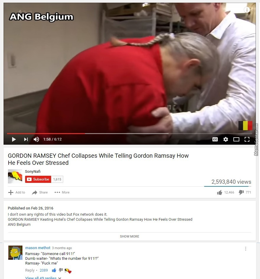 Best comment ever by markanthony meme center for Best image comments