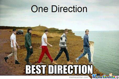Best Direction