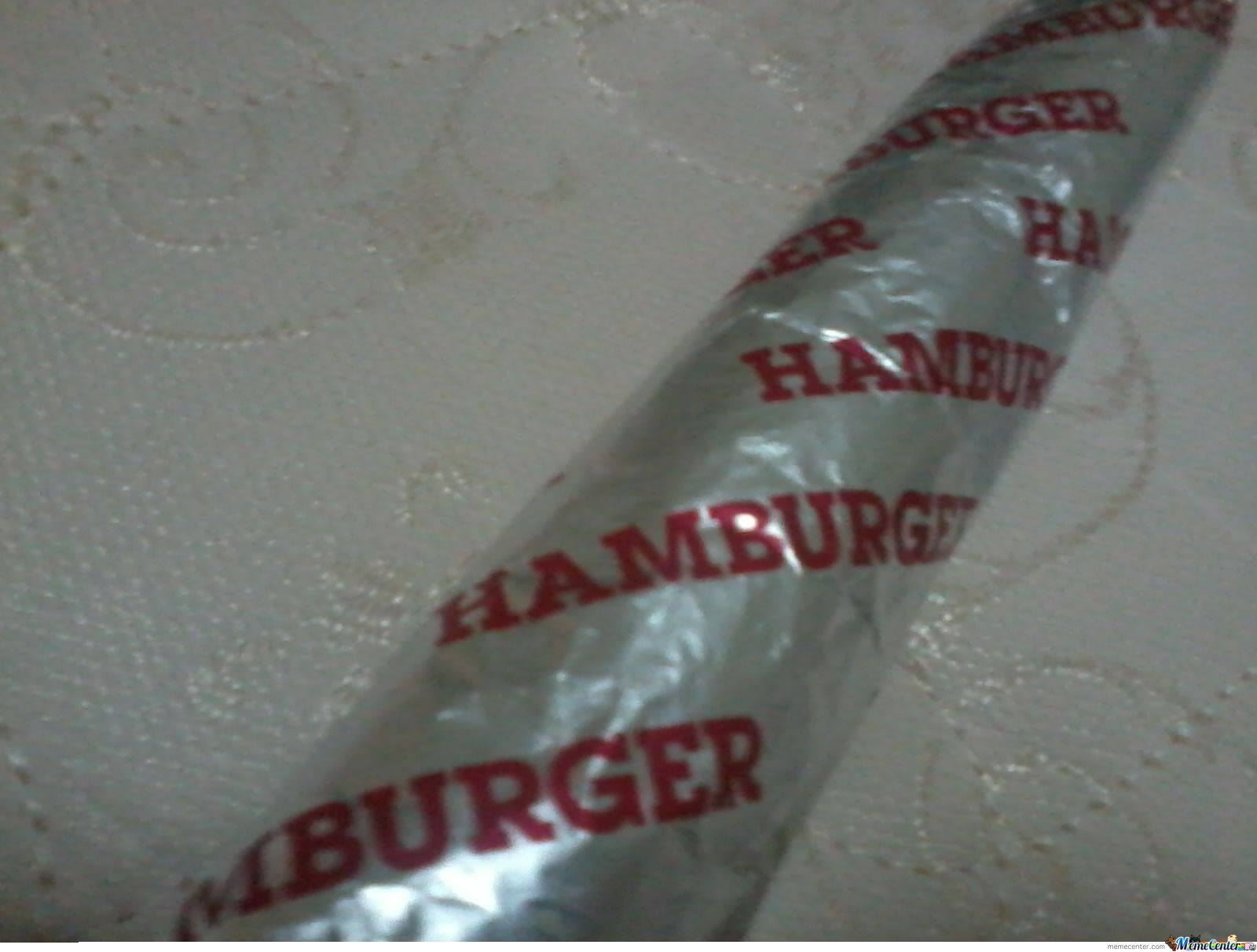 Best Hamburger Ever.