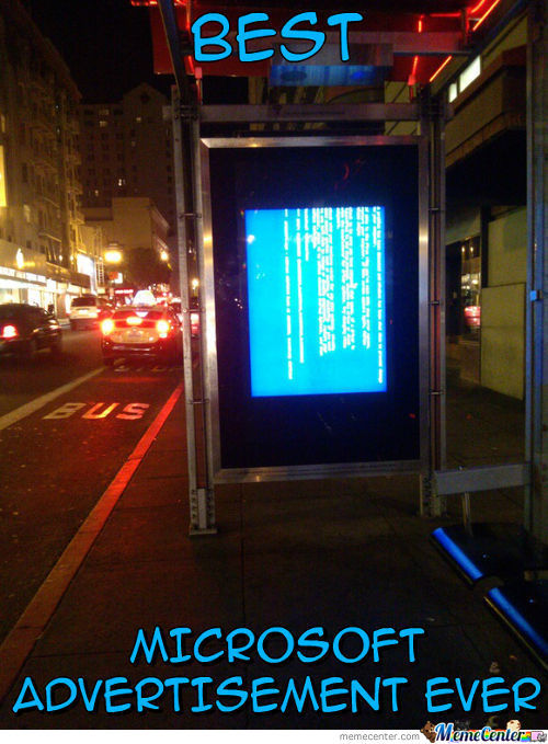 Best Microsoft Advertisement Ever