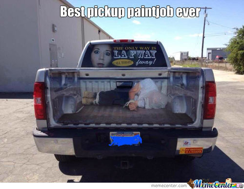 Best Pickup Paintjob
