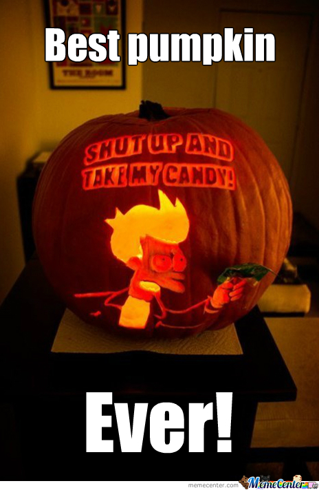 Best Pumpkin Ever!