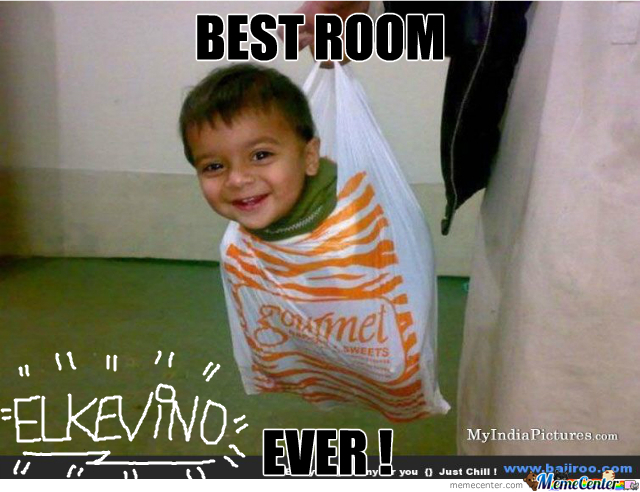 Best Room Ever !!!