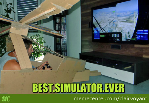 Best Simulator Wow Much Awesomeness