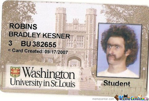 Best Student Id Ever