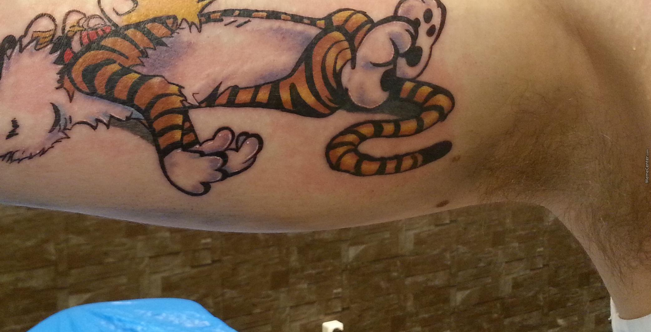 Best tattoo ever by berling meme center for The best tattoos ever