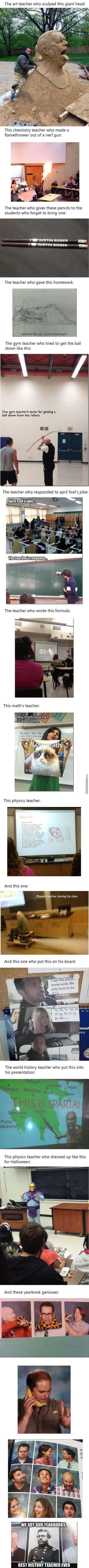 Best Teacher's Compilation