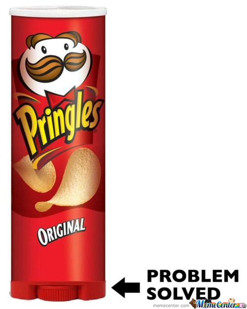 Best Thing That Could Happen To Pringles