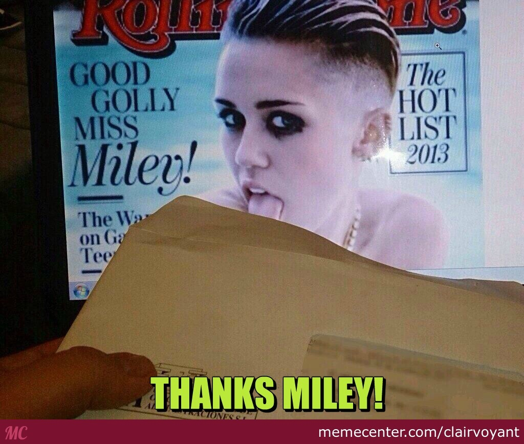 Best Way To Use Miley Cyrus' Tongue