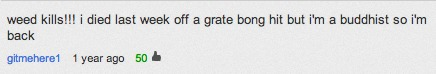 Best Youtube Comment