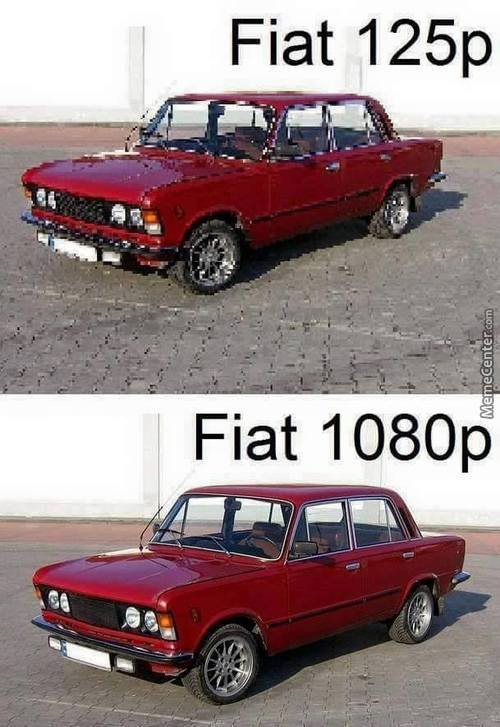 Better Graphics Make Difference
