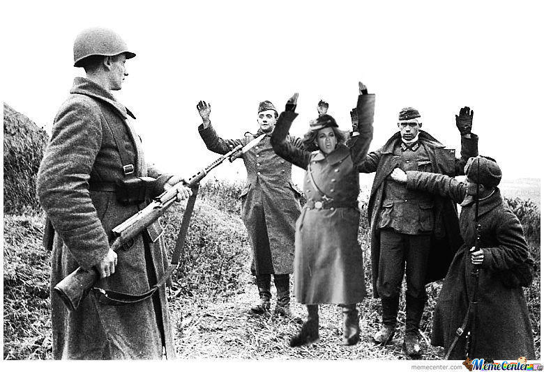 Beyonce's Brigade Surrenders To The Russians.