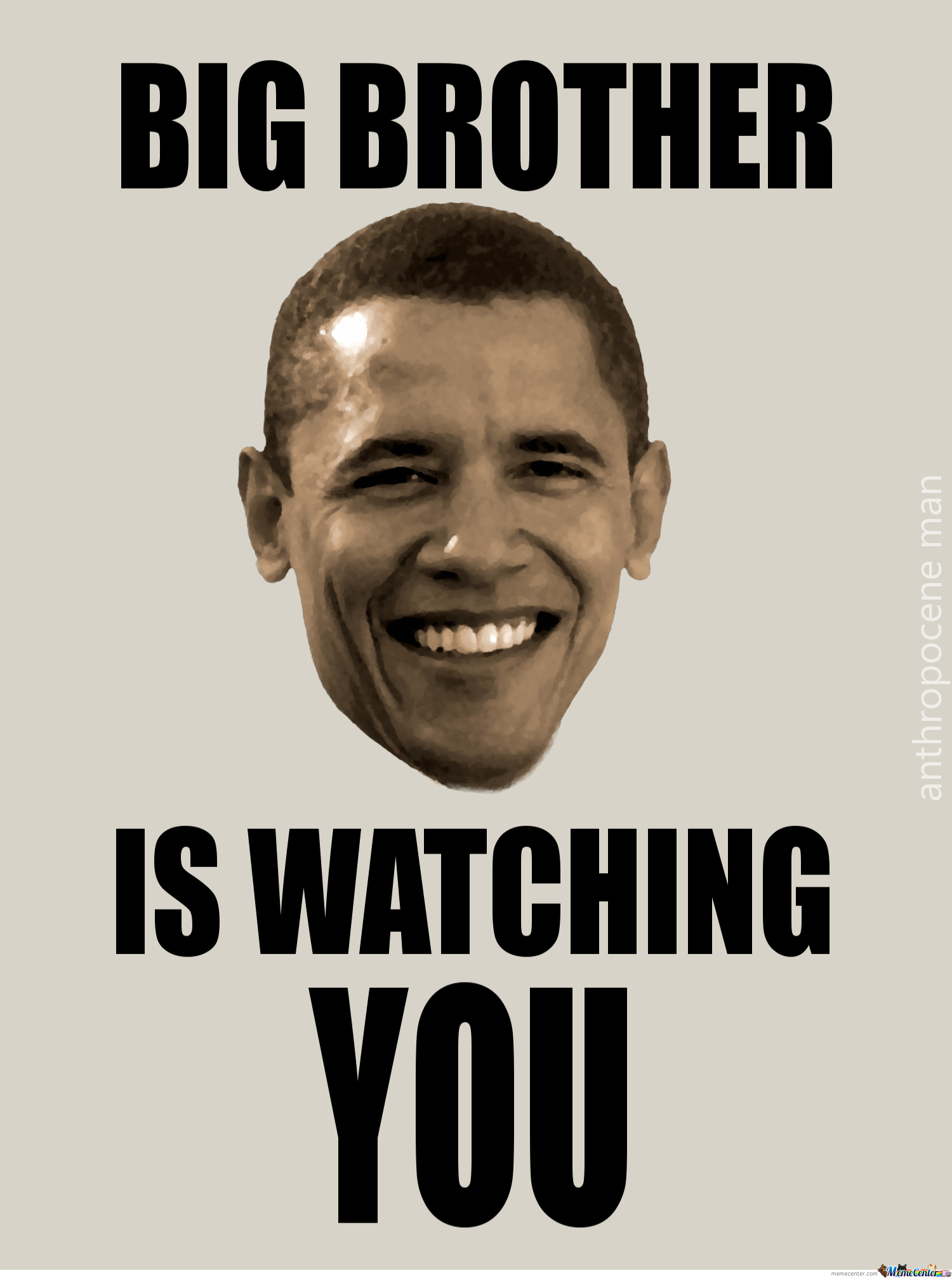 Big Brother is Watching You Wallpaper Big Brother