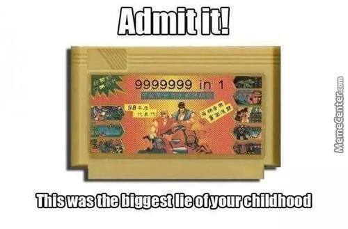 Biggest Lie Of Your Childhood