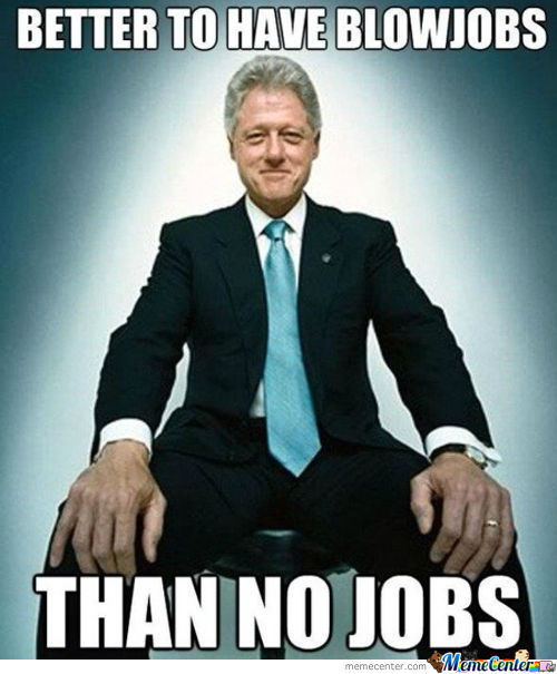 Bill Clinton......