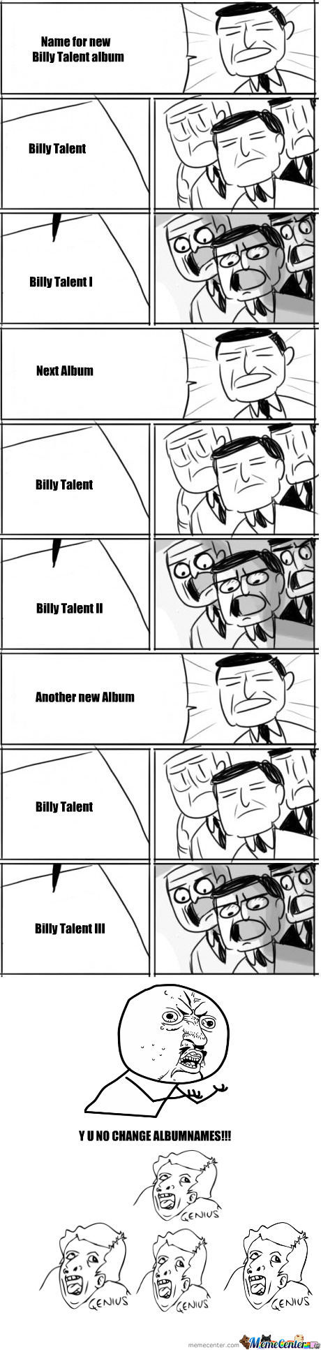 Billy Talent Genius