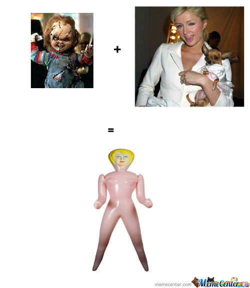 Birth Of The Blow Up Doll