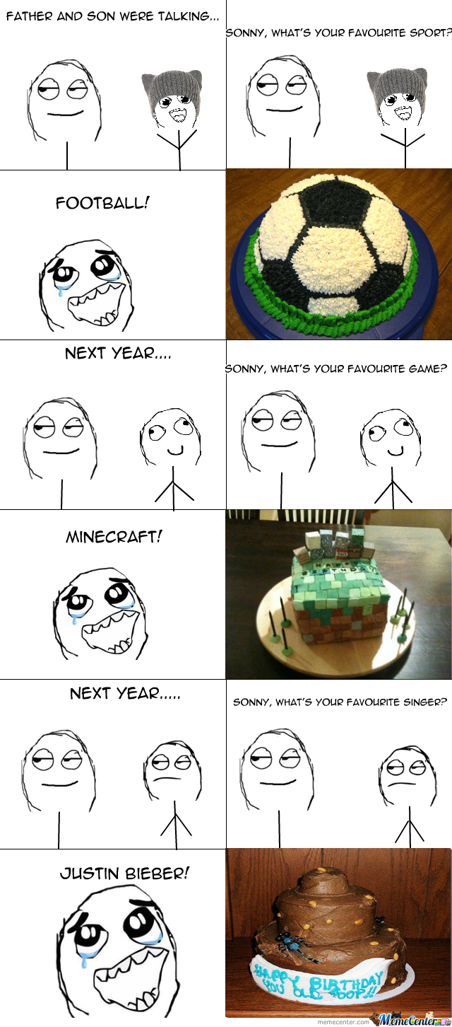 Birthday Troll