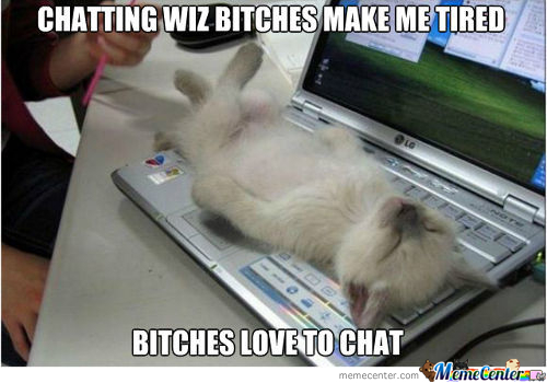 B*tches Love To Chat