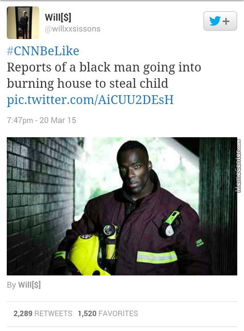 Black Dud Stealing Child? C'mon We All Know That Ain't True :^)