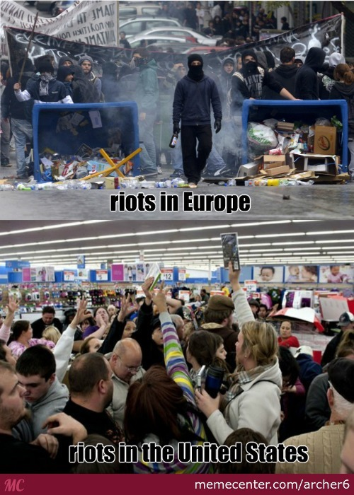 Black Friday Riots
