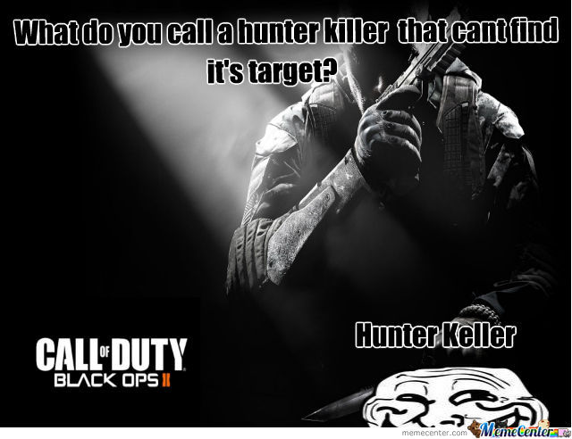 Black Ops 2 Hunter Killers