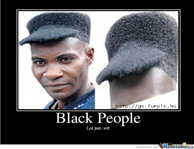 Black People O.o